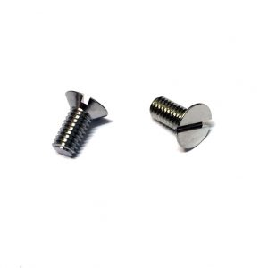 Brother PR Embroidery Machine Needleplate Screws